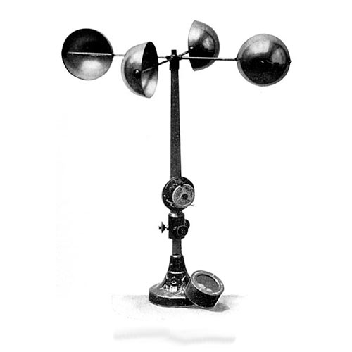 Weather answer: ANEMOMETER
