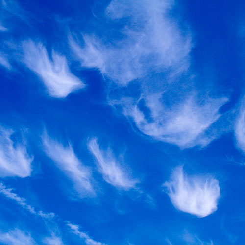 Weather answer: CIRRUS