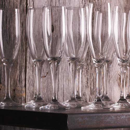 Weddings answer: FLUTES
