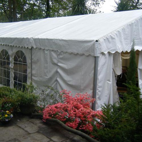Weddings answer: MARQUEE