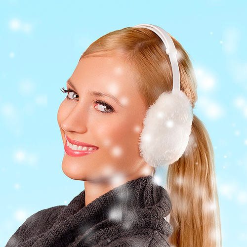 Winter answer: EARMUFFS