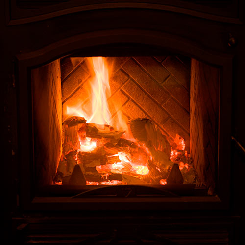 Winter answer: FIREPLACE