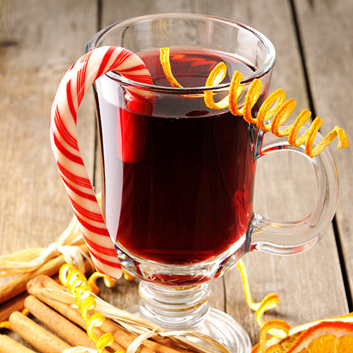 Winter answer: MULLED WINE
