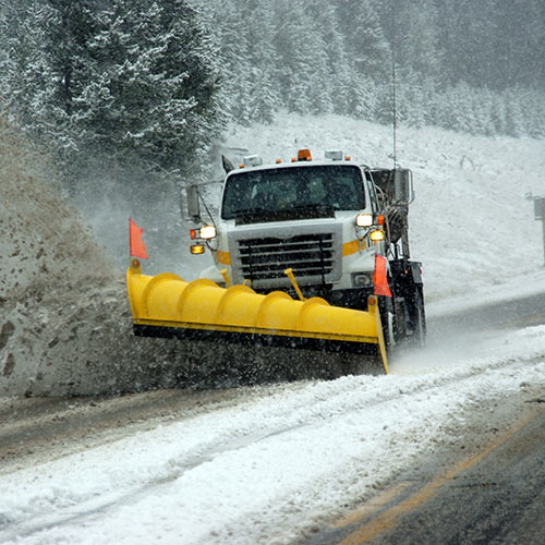 Winter answer: SNOWPLOUGH