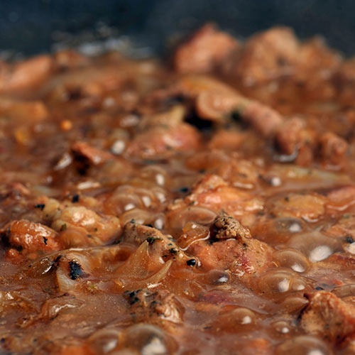 Winter answer: STEW
