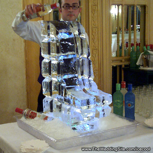 Winter answer: VODKA LUGE