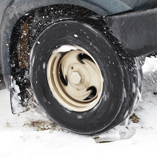 Winter answer: WHEELSPIN