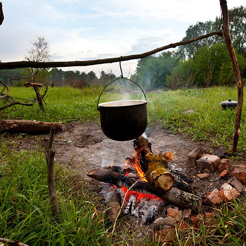 Winter answer: DUTCH OVEN