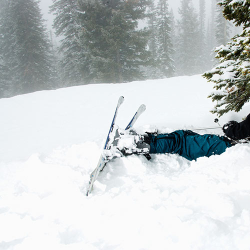 Winter Sports answer: WIPEOUT