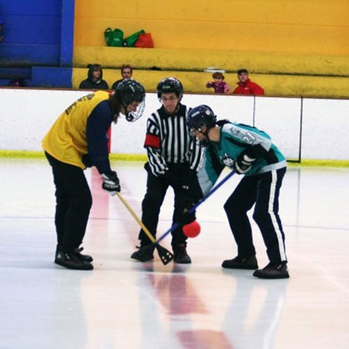 Winter Sports answer: FACE-OFF