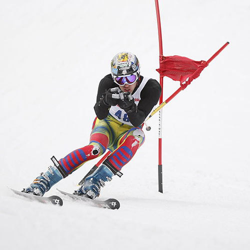 Winter Sports answer: GIANT SLALOM