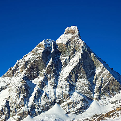 Winter Sports answer: MATTERHORN
