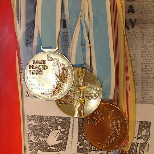 Winter Sports answer: MEDALS