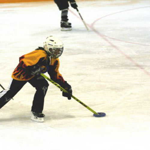 Winter Sports answer: RINGETTE