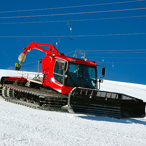 Winter Sports answer: SNOW GROOMER