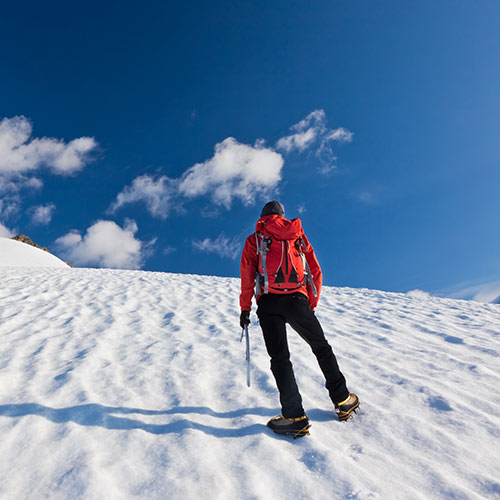 Winter Sports answer: MOUNTAINEERING