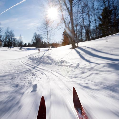 Winter Sports answer: HELMET CAMERA