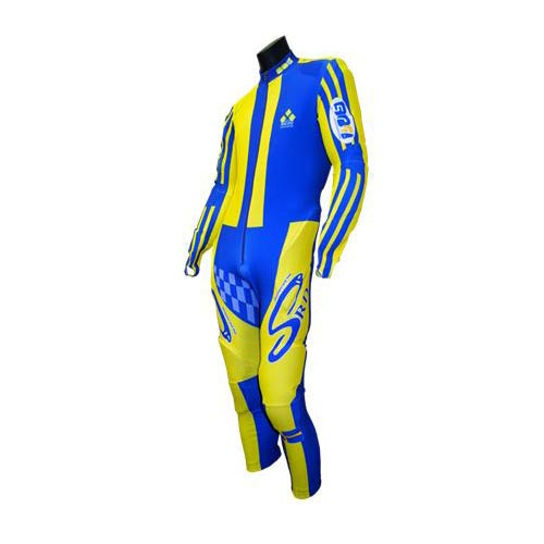 Winter Sports answer: RACING SUIT