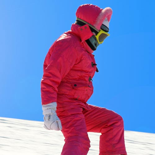 Winter Sports answer: SKI SUIT