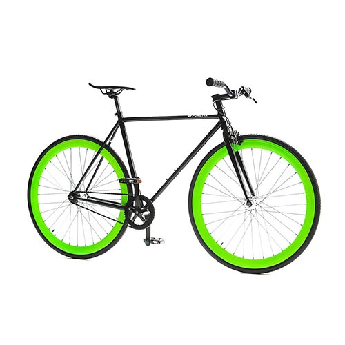 Cycling answer: FIXIE