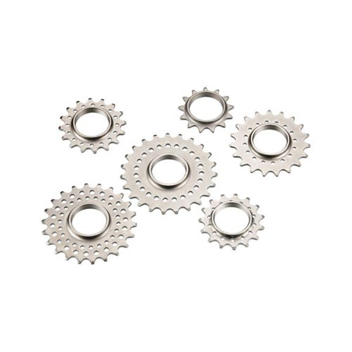 Cycling answer: SPROCKETS