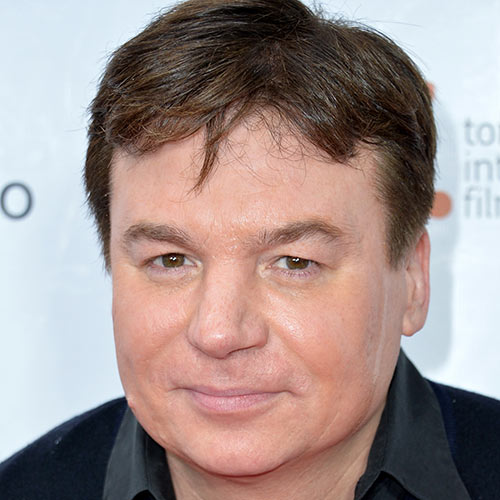 Acteurs answer: MIKE MYERS