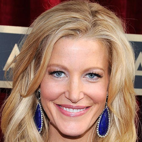Actrices answer: ANNA GUNN
