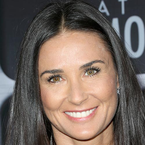 Actrices answer: DEMI MOORE