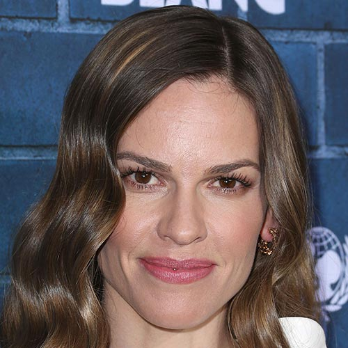Actrices answer: HILARY SWANK