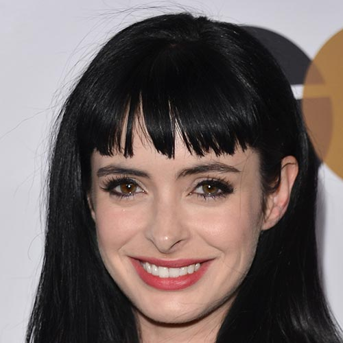 Actrices answer: KRYSTEN RITTER
