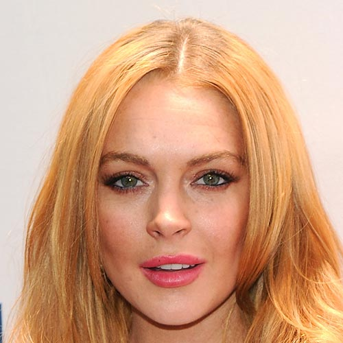 Actrices answer: LINDSAY LOHAN