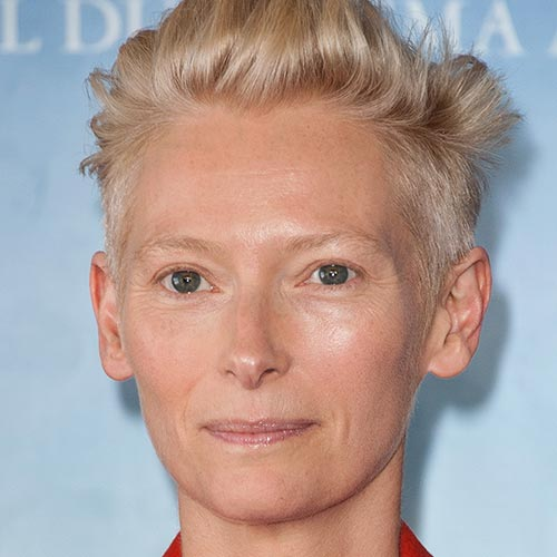 Actrices answer: TILDA SWINTON