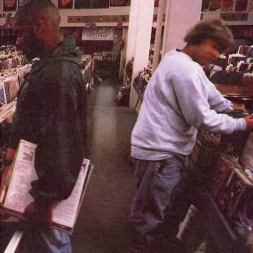 Album Covers answer: ENDTRODUCING