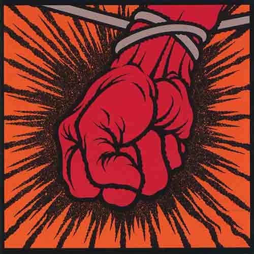 Album Covers answer: ST ANGER