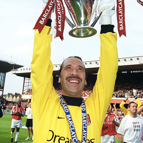 Arsenal FC answer: SEAMAN