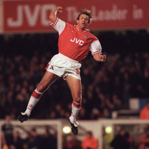 Arsenal FC answer: MERSON