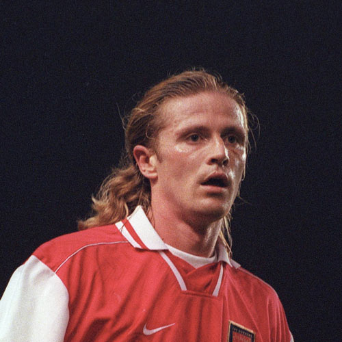 Arsenal FC answer: PETIT