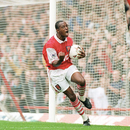 Arsenal FC answer: WRIGHT
