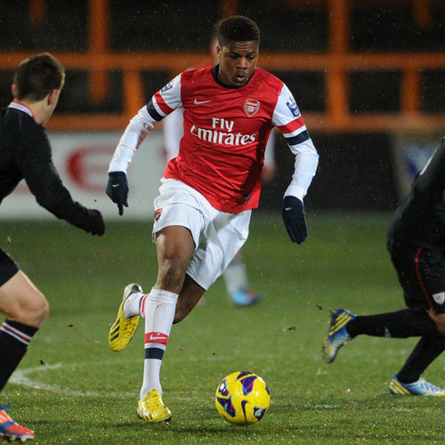 Arsenal FC answer: AKPOM
