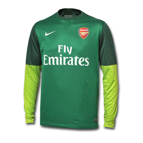Arsenal FC answer: 2012 HOME KIT