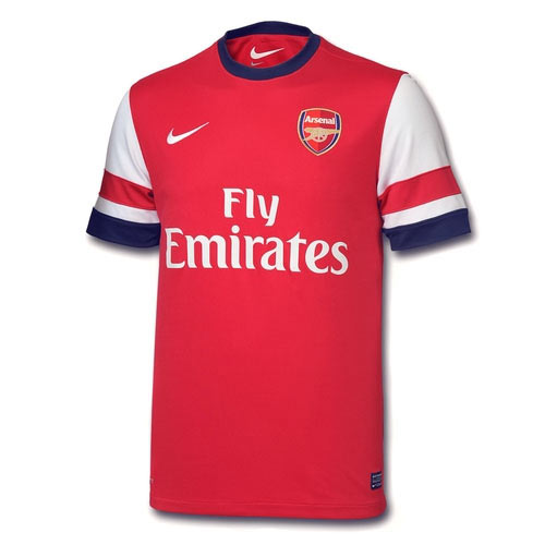 Arsenal FC answer: 2013 HOME KIT