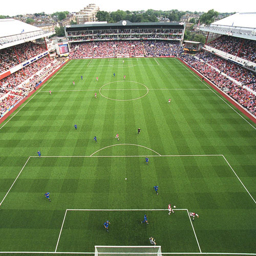 Arsenal FC answer: HIGHBURY