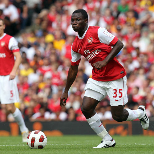 Arsenal FC answer: FRIMPONG