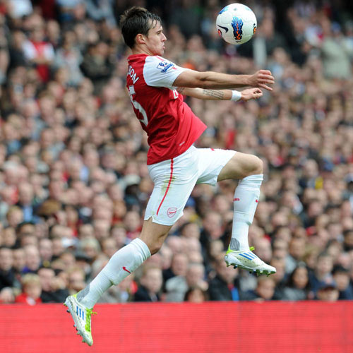 Arsenal FC answer: JENKINSON