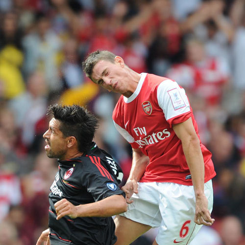 Arsenal FC answer: KOSCIELNY