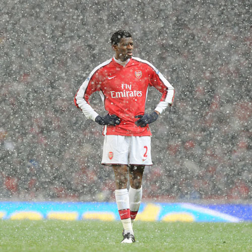 Arsenal FC answer: DIABY