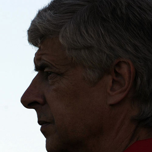 Arsenal FC answer: WENGER