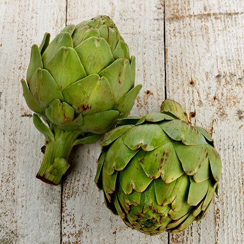 Autumn answer: ARTICHOKES
