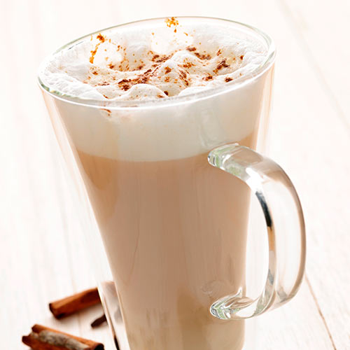 Autumn answer: SPICED LATTE
