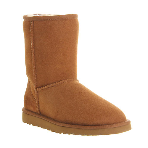 Autumn answer: UGGS